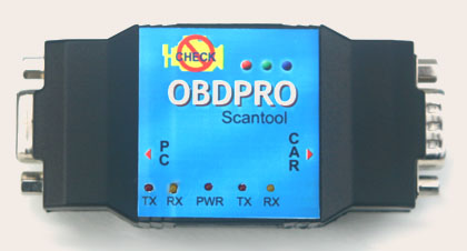 OBDPro Serial Scantool